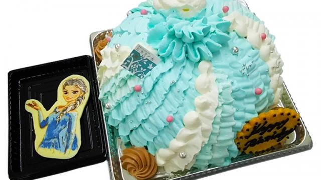 ドレスケーキ